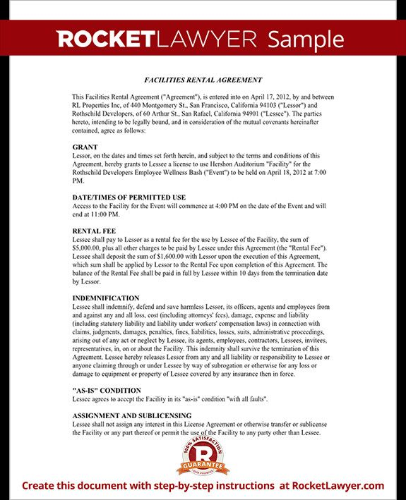 Venue Rental Contract Template Free Beautiful Venue Contract Template Venue Rental Contract Agr Rental Agreement Templates Contract Template Contract Agreement