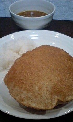 簡単プーリー(インド風揚げパン) by 筋金入りの雨男 [クックパッド ...