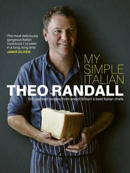 My Simple Italian by Theo Randall. Theo's favourite Italian dishes that he enjoys cooking at home when he's not working in his restaurant.He focuses on what he loves best - a few top quality ingredients making perfectly balanced flavour combination - and offers over 100 recipes with simple methods that work in a home kitchen.