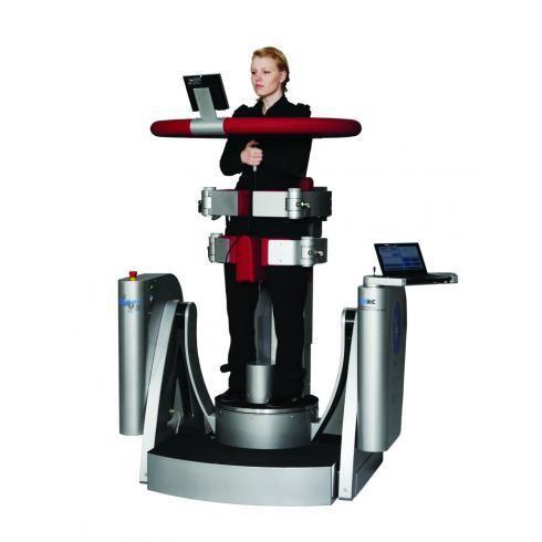 CENTAUR 3D  TRÓJWYMIAROWA REHABILITACJA CENTAUR 3D jest pierwszym na świecie zrobotyzowanym urządzeniem terapeutyczno-diagnostycznym działającym we wszystkich wymiarach.