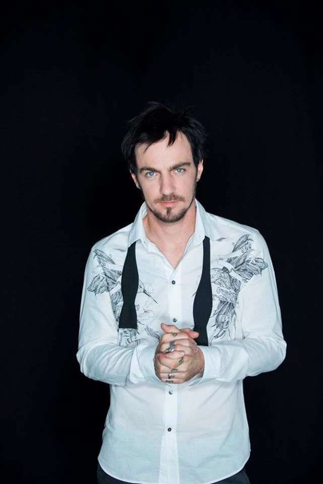 Adam Gontier . Cantante de Three Days Grace