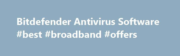 "Bitdefender Antivirus Software #best #broadband #offers http://broadband.nef2.com/bitdefender-antivirus-software-best-broadband-offers/  #best internet provider # Do your thing, protected Bitdefender named ""VISIONARY"" in Endpoint Protection Platforms by Gartner Meet the future of security business security TRUSTED TO BE AHEAD Innovation and a deep passion for security stand at the heart of Bitdefender We are led by a vision to be the most trusted cybersecurity technology provider in the…"