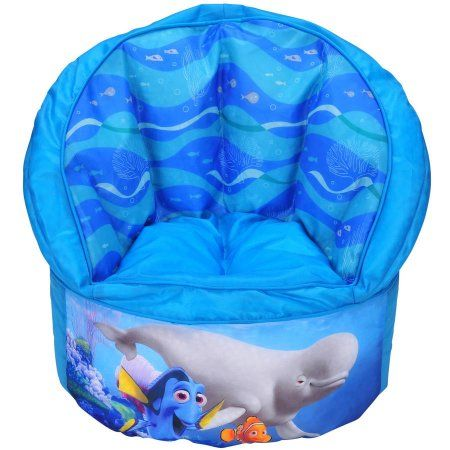 Disney Finding Dory Sofa Beanbag Chair - Walmart.com