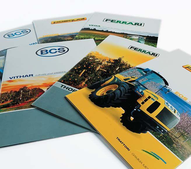 BCS cataloghi