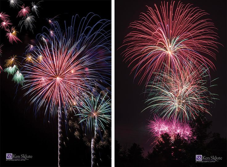 Canon DLC: Article: How to capture stunning images of fireworks at Balloon Fiesta