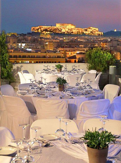 Make your wedding as special and unique as you are at St' Astra roof garden Radisson Blu Park hotel Athens! http://www.rbathenspark.com