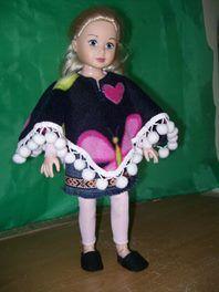 Clothes set to fit Jolina Ballerina Doll