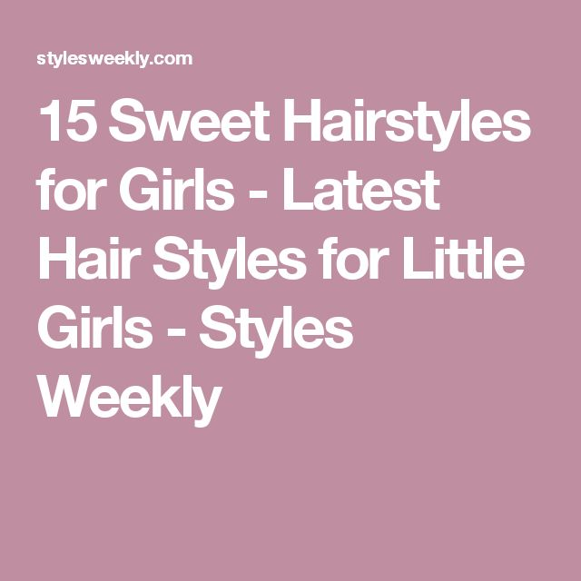 Astounding 25 Best Ideas About Sweet Hairstyles On Pinterest Half Braided Hairstyles For Women Draintrainus