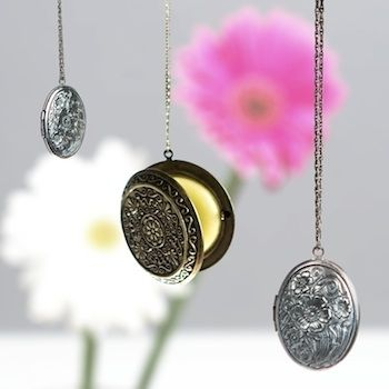 Essential Oil Solid Perfume Locket