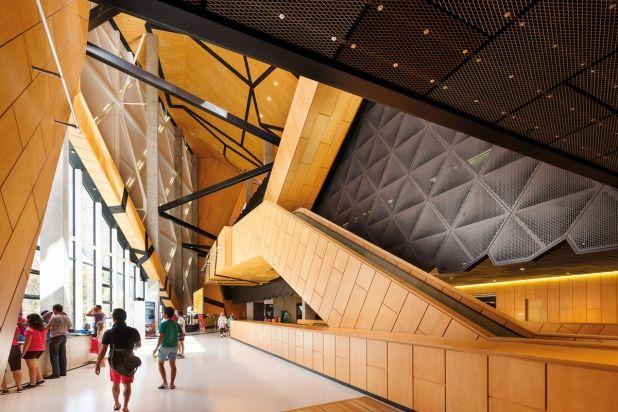 Perth Arena | Perth | Australia | Civic Buildings 2013 | WAN Awards