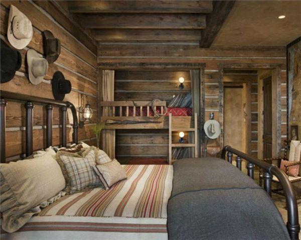 Die besten 25+ Rustikale bettrahmen Ideen auf Pinterest - Schlafzimmer Rustikal Einrichten