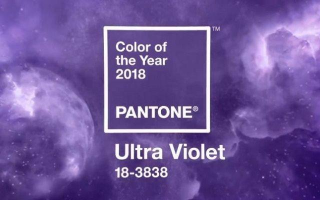 Culoarea anului 2018 utraviolet aleasa de Pantone reprezinta ceea ce urmeaza sa vina