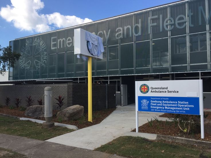 Queensland Ambulance Service Emergency and Fleet Management Precinct by Sims White 2017