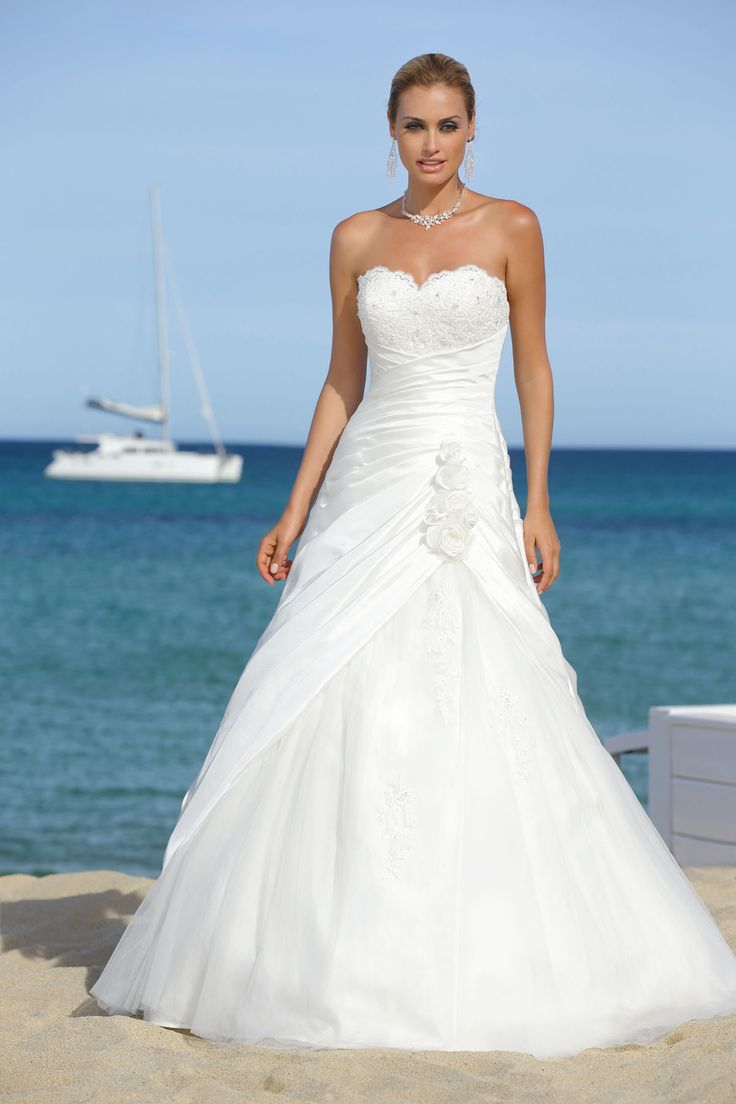 124 besten Wedding Dress / Brautkleid Bilder auf Pinterest ...
