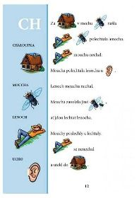 Logopedické pexeso a obrázkové čtení B - P - N - D - F - V - K - H - CH - ĎŤŇ   Agátin svět