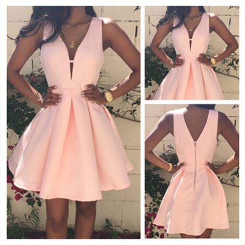 Stunning pink dress, is this your style?