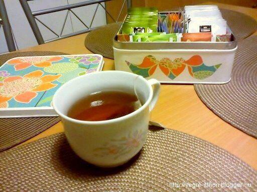 Teásdoboz | Végre itthon