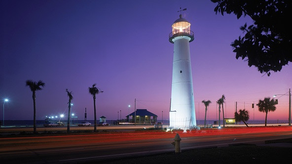 Biloxi Mississippi Been here saw this before Katrina took it out!!!!  Loved it!!