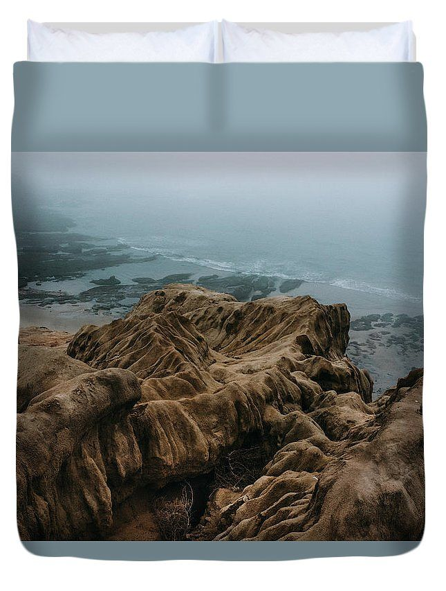 """Beauty and Truth"" Landscape photography on a Duvet Cover by Valerie Rosen Photography"