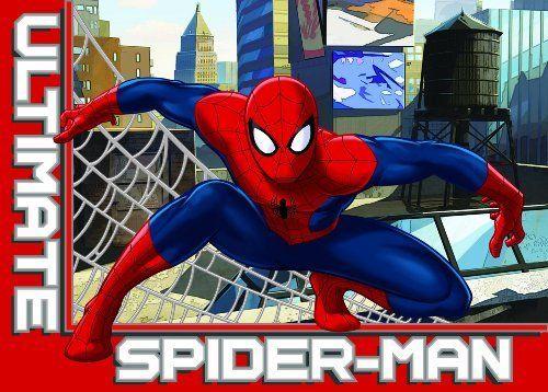 Spiderman SpiderMan Spielteppich Kinder Teppich