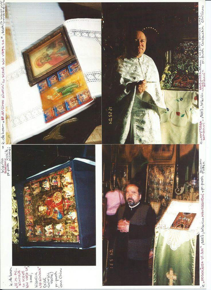 CVG-Icoane din Biserici bucurestene