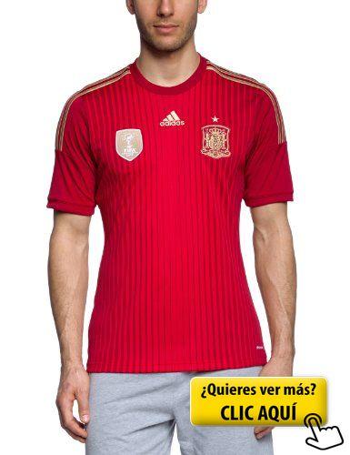 adidas Selección Española de Fútbol - Camiseta... #futbol #españa