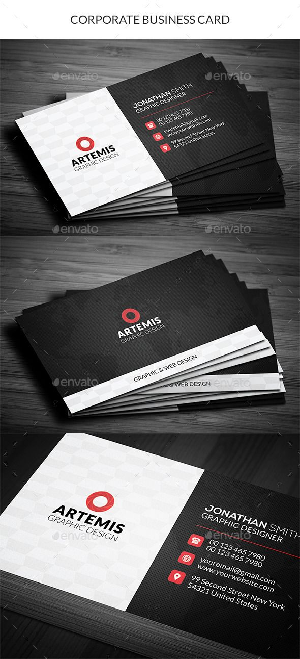 80 best Business Cards images on Pinterest   Business card design ...