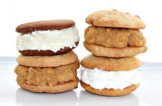 Drunken Fall Whoopies | These Are Spiked Whoopie Pies. You'll Take a Dozen. | National | NTL | Food