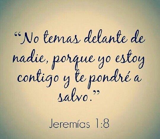 Jeremias 1:8