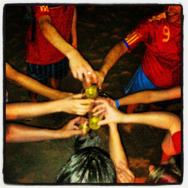 Por España