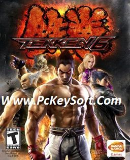 Today our team is intro Tekken 6 PPSSPP PC And Android Free Download Game 2017. This game is developed by Bandai Namco Games.