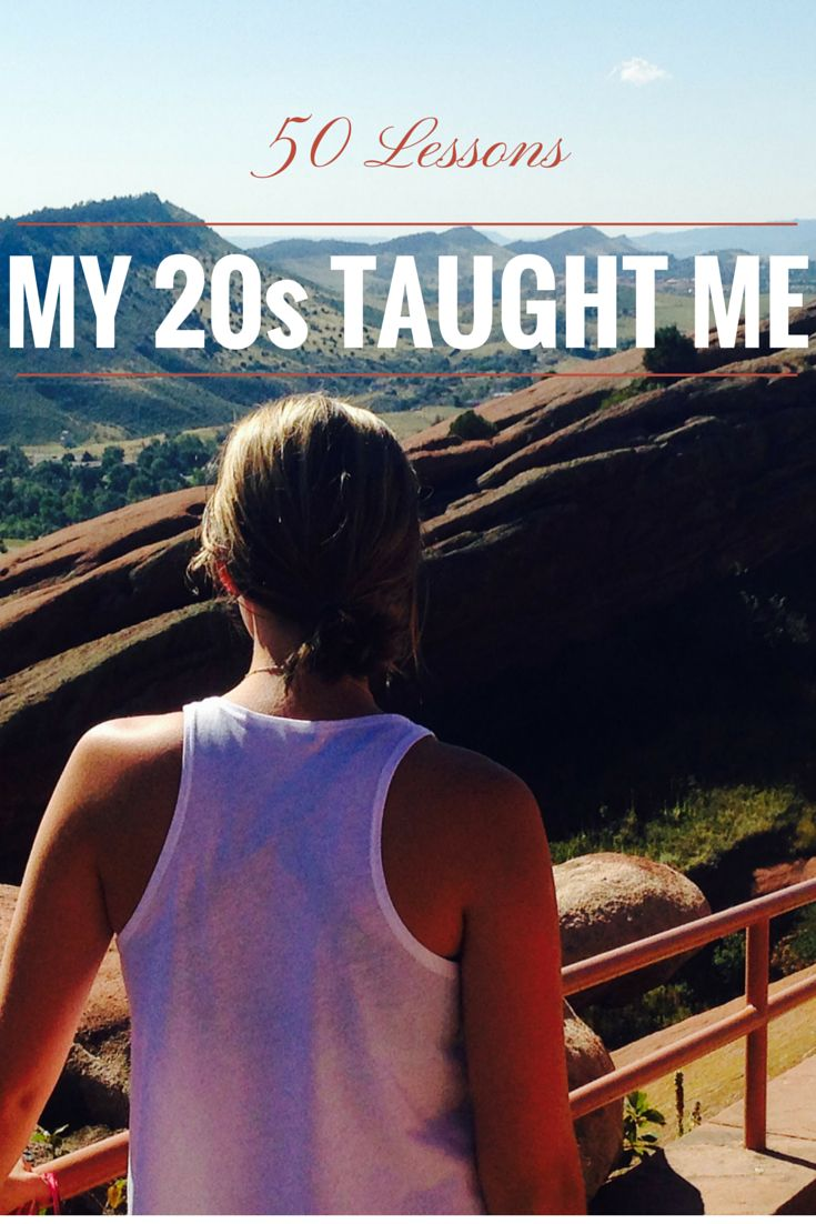 Hilarious truths about being in your 20s