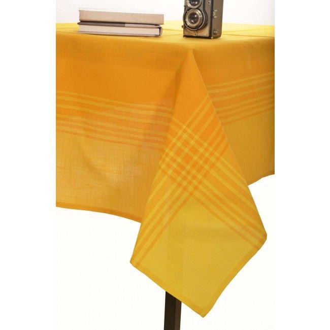 Τραπεζομάντηλο 2692 κίτρινο