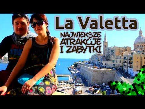 Wideo, Malta. Najważniejsze zabytki i atrakcje La Valetty. Więcej: http://gdziewyjechac.pl/25529/la-valetta-w-wiecej-niz-piec-minut-wideo.html