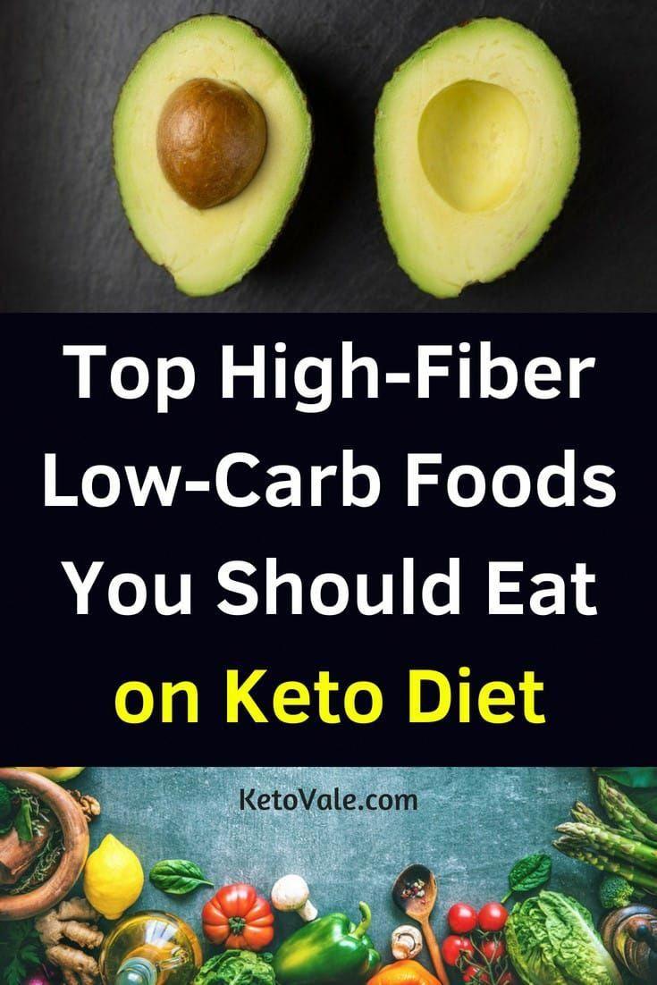 high fiber intake on keto diet
