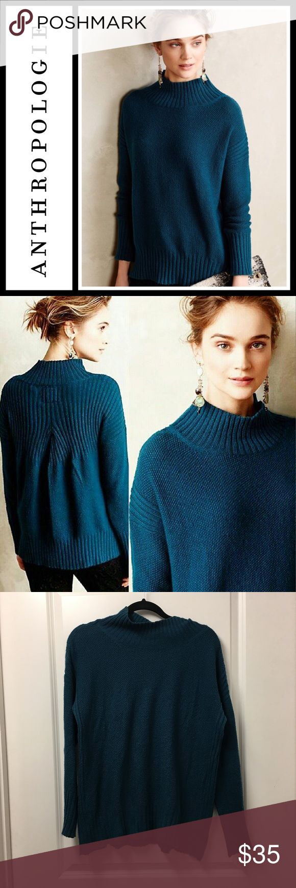 Anthropologie angels of the north aisla pullover GUC, pre loved and has very minor pilling - size small and runs big! Color is so pretty - from angels of the north anthropologie brand Anthropologie Sweaters Cowl & Turtlenecks