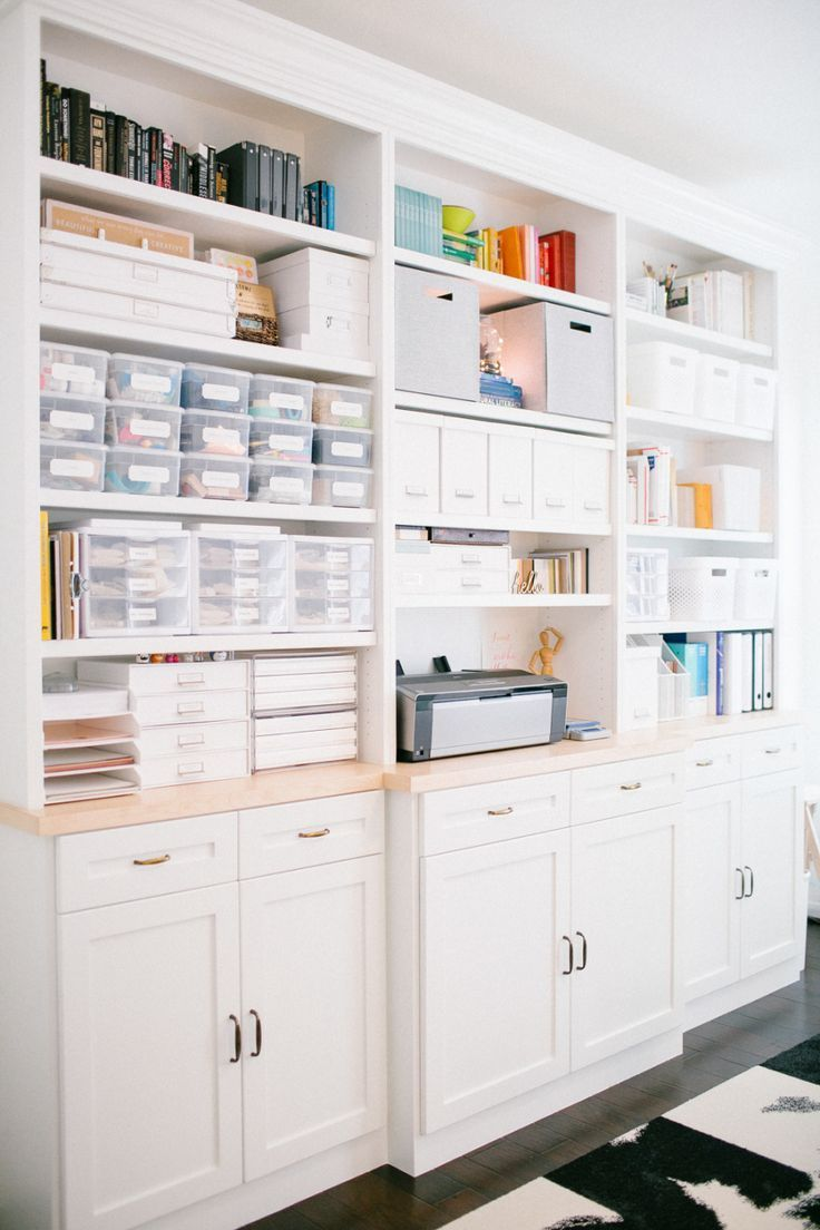 A Spare Room Turned Bright Creative Home Office