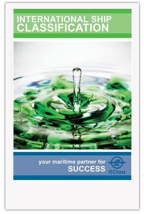 IS Class brochure