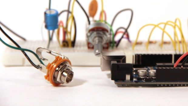 Picture of Arduino Audio Output
