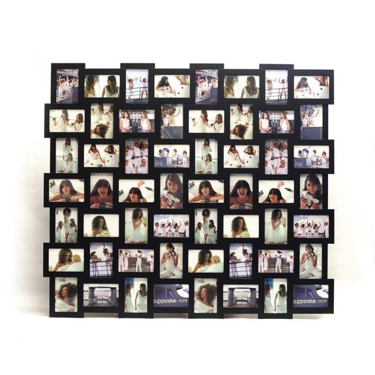 XXL Multi Frame Black The Loft picture frames Pinterest