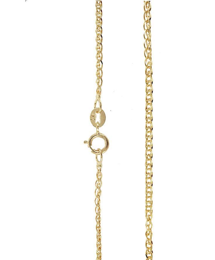 Αλυσίδες : Αλυσίδα χρυσή Κ14-50cm AL132