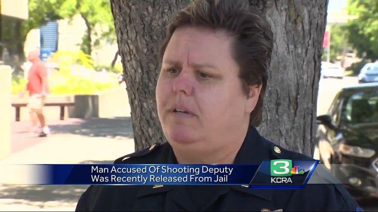 Officials: Man who shot Sac deputy has criminal past