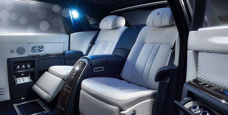 2015 Rolls Royce Phantom Interior