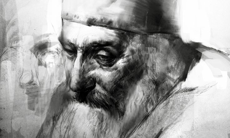 old masters study
