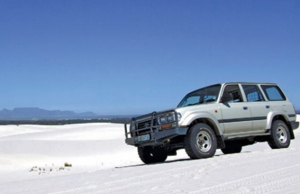 Johan Steenkamp's '96 Land Cruiser