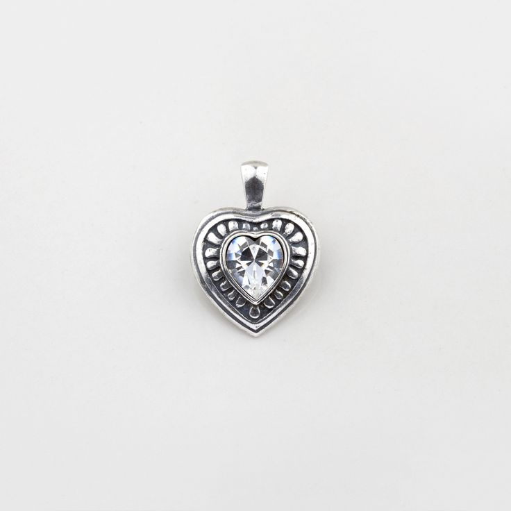 Miglio Designer Jewellery - Classic Swarovski Crystal Heart Pendant, R499.00 (http://shopza.miglio.com/shop-by-product/classic-swarovski-crystal-heart-pendant/)