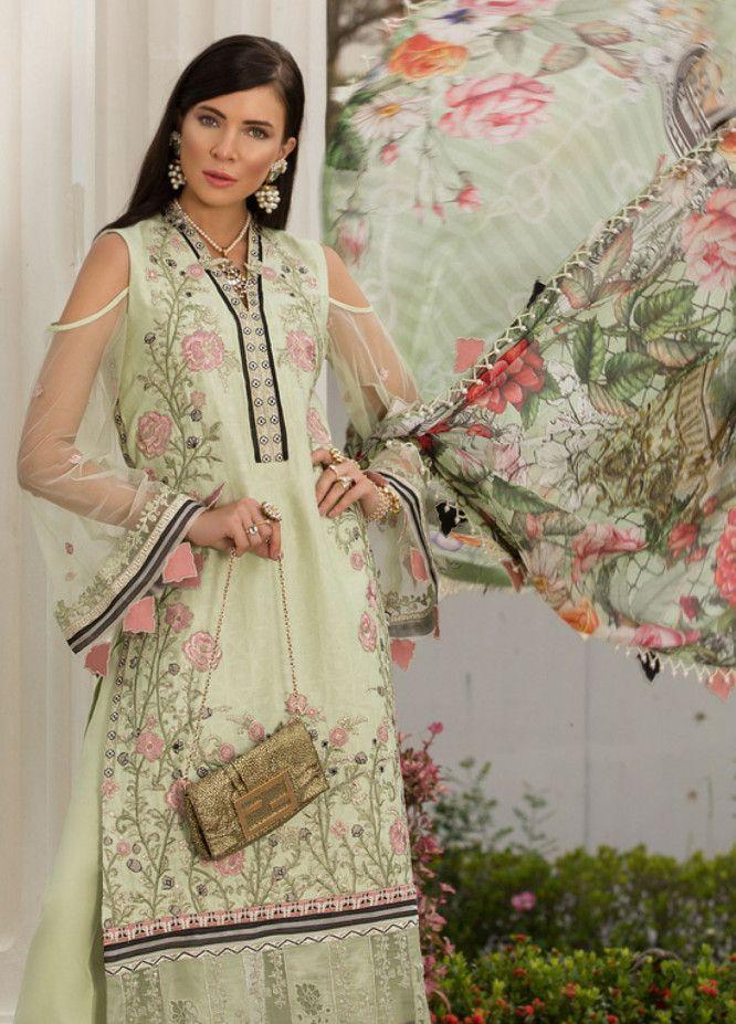 6d9eaf1290 Noor Festive 2019 Collection | Noor Eid 2019 Collection by Saadia Asad ~  Noor Luxury Lawn