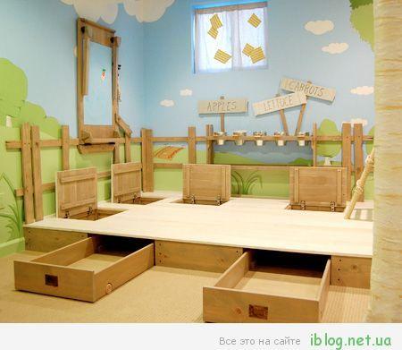 детская комната с подиумом - Поиск в Google