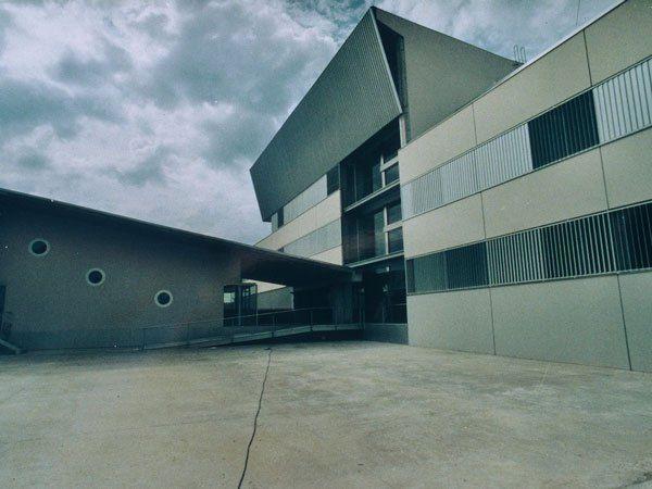 IES Damià Campeny, Mataró. Highschool. #modern #architecture #jaumevalor