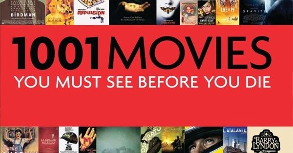 Short Films On The 1001 Movies You Must See Before You Die List